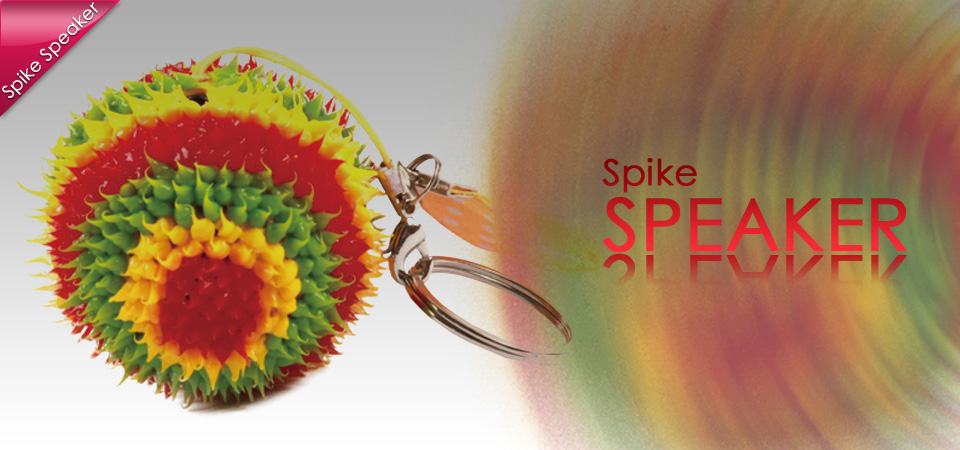 >>>New Dazzle Spike Speaker